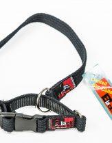 Black Dog Limited Slip Collar 35-55cm