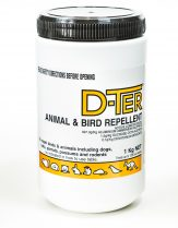 D-Ter Animal Repellent 1kg