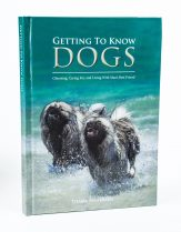 Getting to Know Dogs Book by Diana Andersen