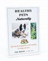Healthy Pets Naturally Booklet