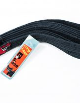 Black Dog Long Lead 4.8m - Black