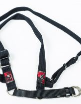 Head Halter - Black Dog Infin8 Halter, size 4 with pack