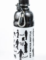 Pet Water Bottle 'Walk' 500ml by Good Life Gear