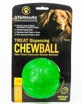 Treat Dispensing Chewball, Med-Large by Starmark